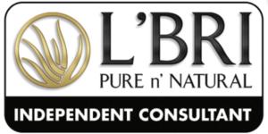 L'Bri Pure n' Natural Logo