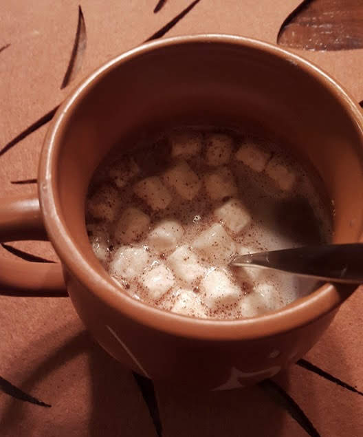 Mexican Hot Chocolate : Food : Hispanic Heritage