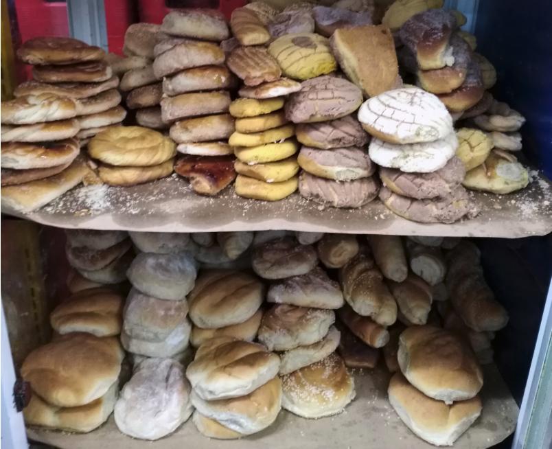 Pan de Dulce : Hispanic Heritage : Mexican Food