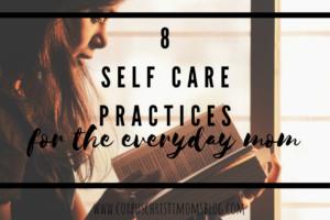 self care: Corpus Christi Moms blog