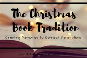 Christmas Book Tradition: Corpus Christi Moms Blog