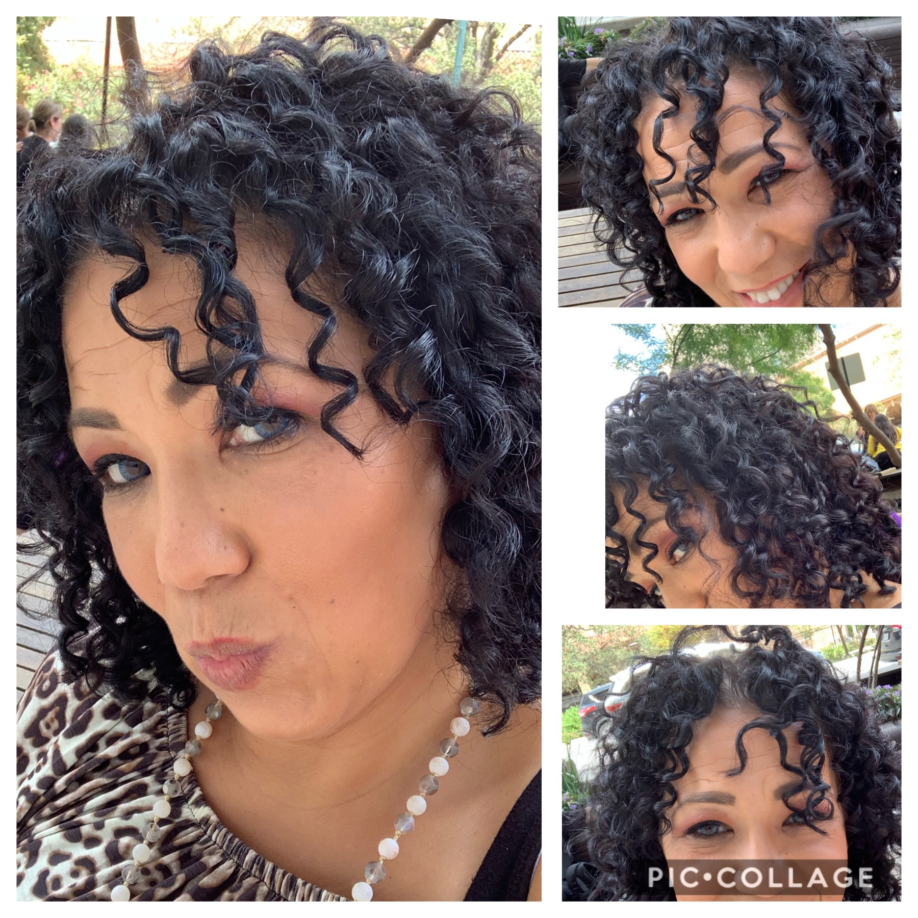 Hair Show Model