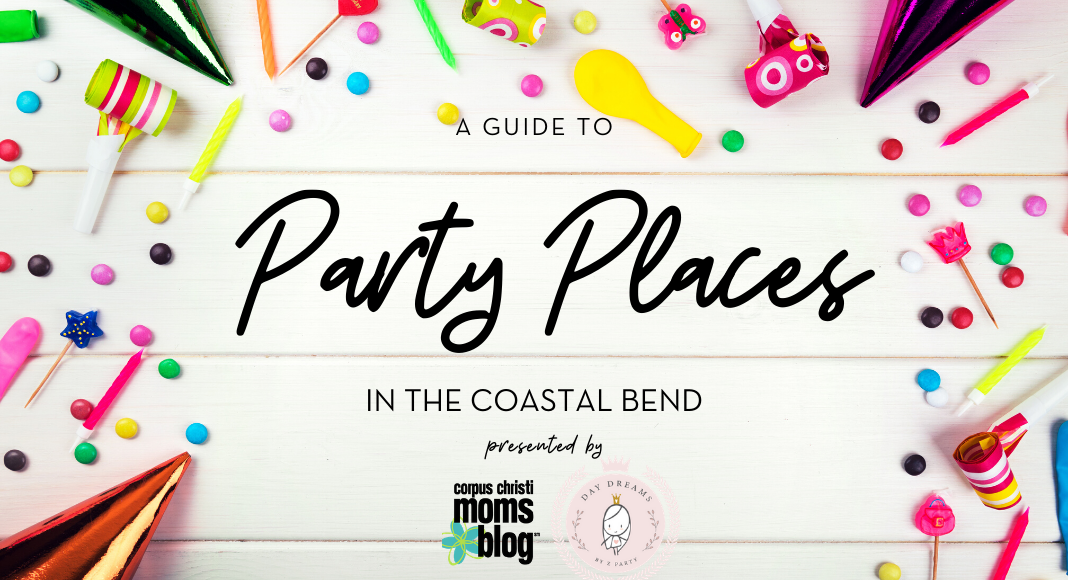 Guide to Party Places - Day Dreams - Corpus Christi - Coastal Bend