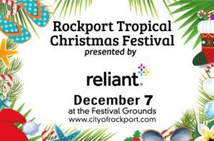 Rockport Tropical Christmas