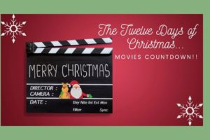The Twelve Days of Christmas...Movies Countdown!!