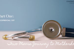 Reciprocal IVF : Part One : Two Moms Journey : Coastal Bend Mom : Corpus Christi