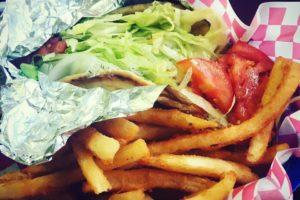 food adventures Corpus Christi
