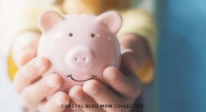 stop fighting over money: coastal bend moms