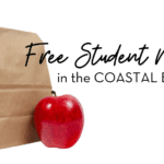 Free Student Meals in the Coastal Bend