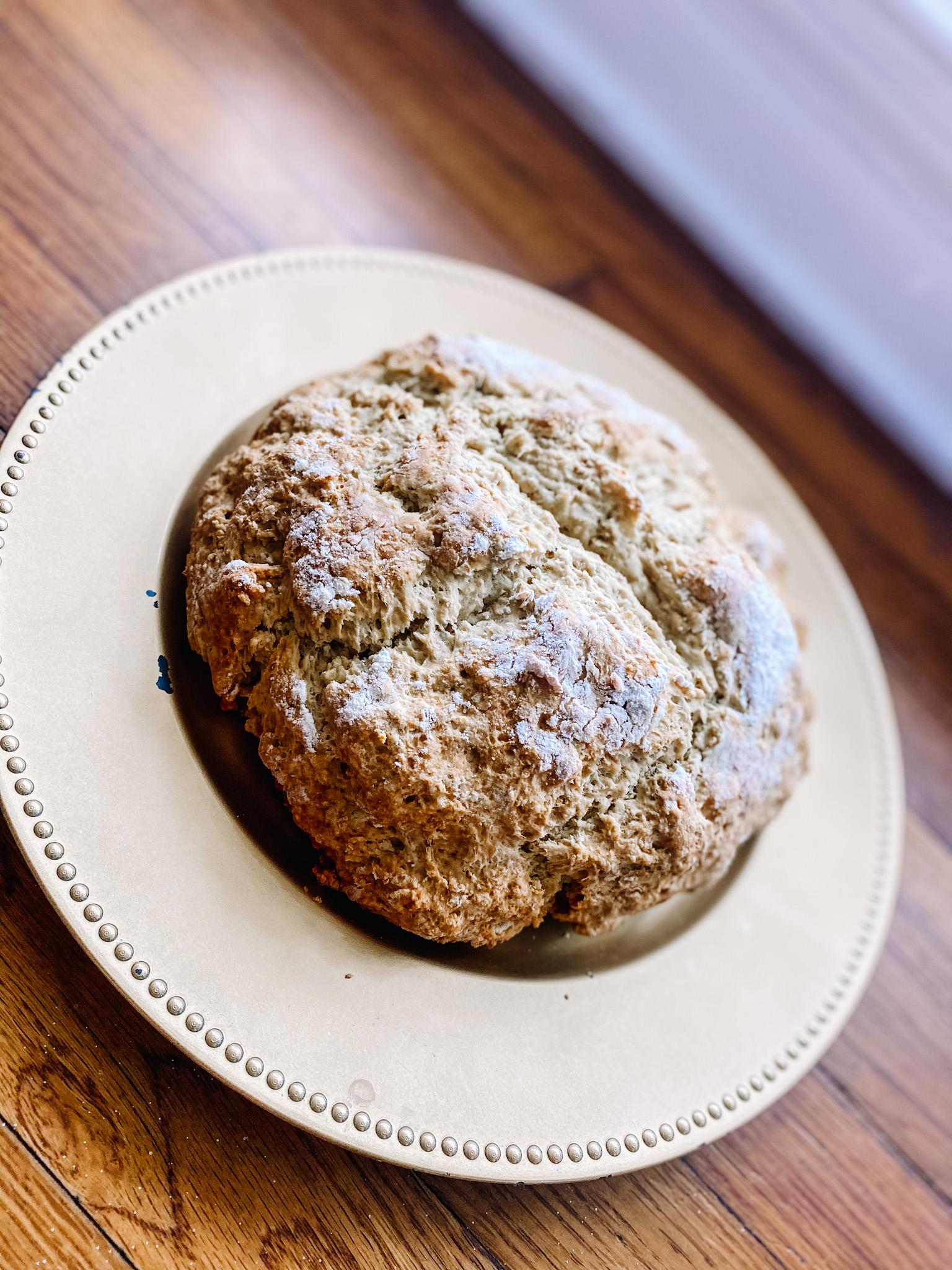Irish Soda Bread: Corpus Christi Mom's Blog