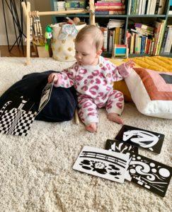 Flash Cards with Baby : Corpus Christi Moms : Coastal Bend Moms