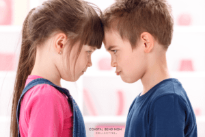 MICROBLOG - We're friends. Our kids are not.