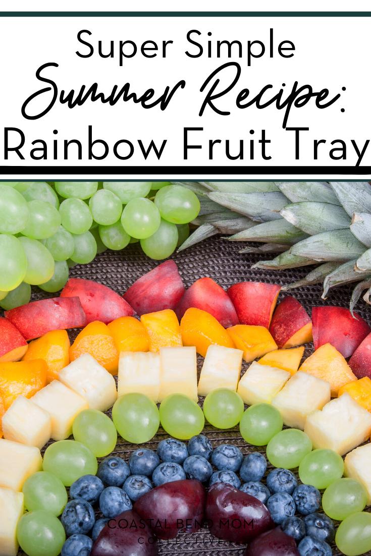 PIN_ Rainbow Fruit Tray