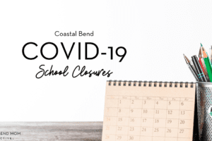 School Closures : Coastal Bend