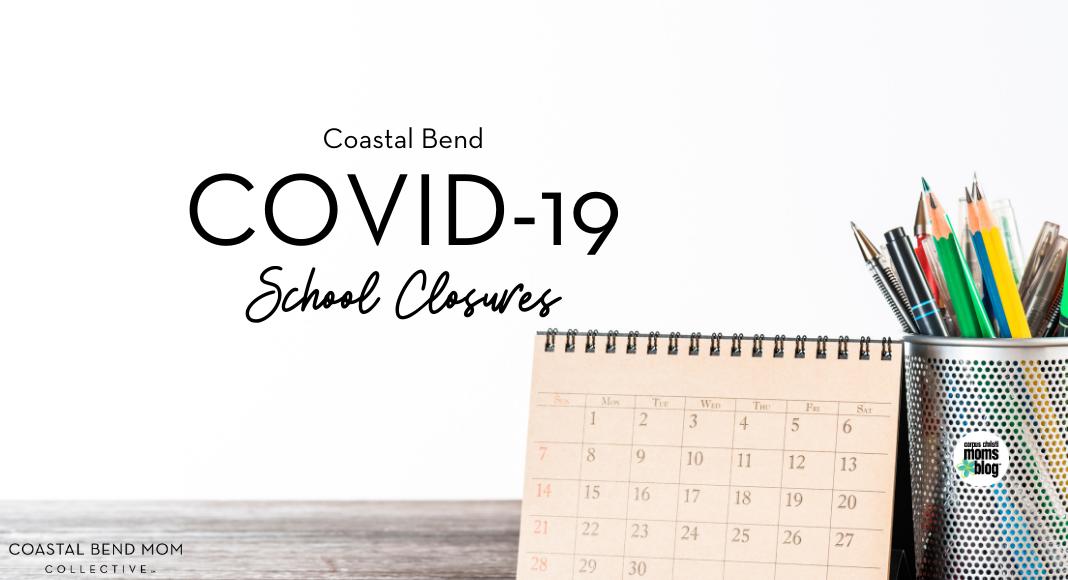 School Closures : Coastal Bend