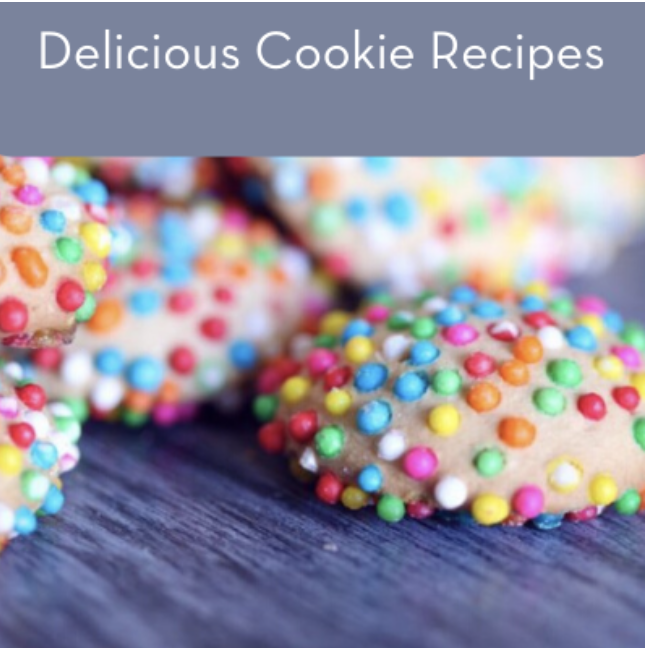 Cookie Recipes