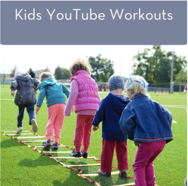 Kids YouTube Workouts