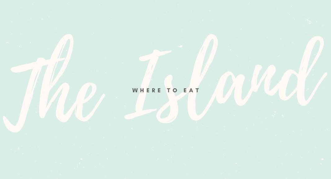 The Island Restaurant Guide : Corpus Christi : Coastal Bend