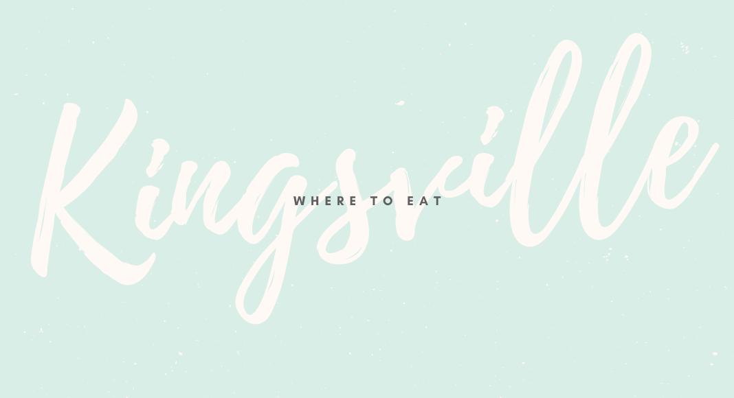 Places to Eat Kingsville : Restaurant Guide : Corpus Christi : Coastal Bend
