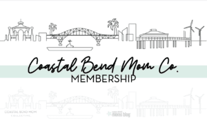 Coastal Bend Mom Co Membership Card