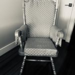 Microblog: The Mothering Chair in Our House