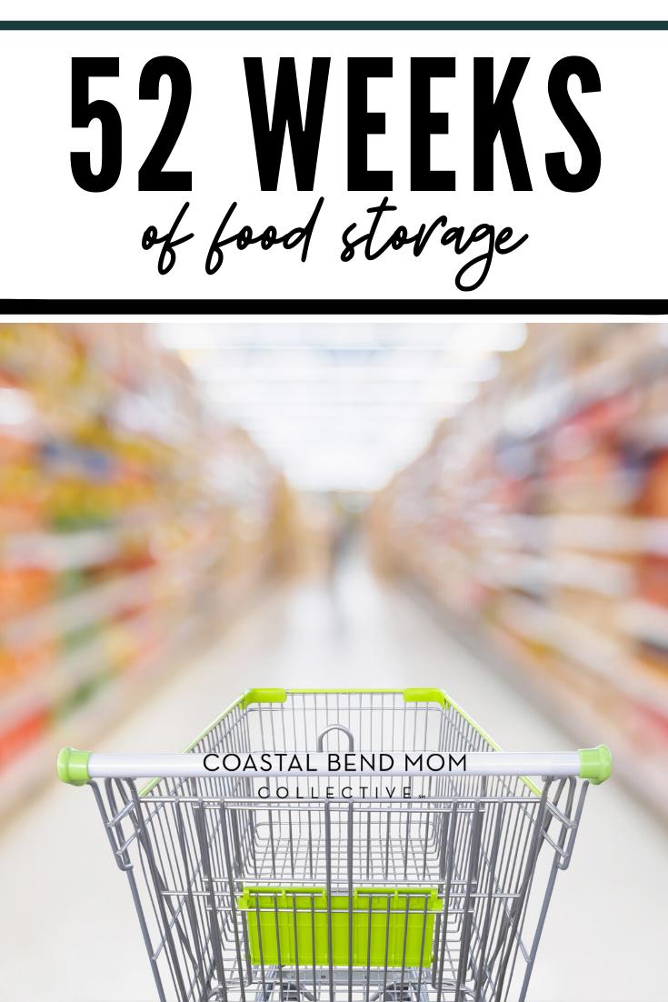 PIN_ 52 Weeks of Food Storage