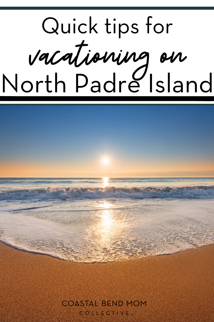 PIN_ Vacationing on North Padre Island