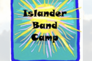 Islander Band Camp Logo