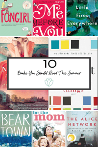 10 Books you should read this summer