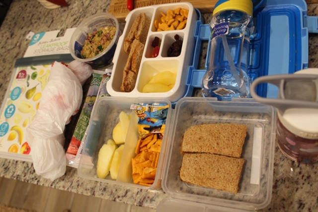Food Prep | Beach Trip | Coastal Bend Mom Collective