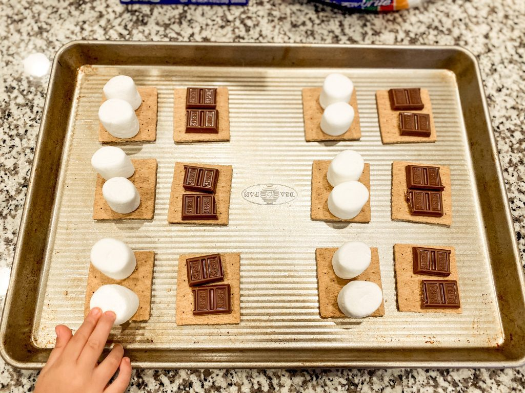 One Minute S'Mores Recipe 2