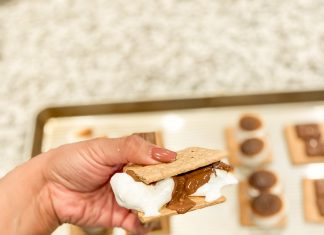 One Minute S'Mores | Coastal Bend Mom Collective