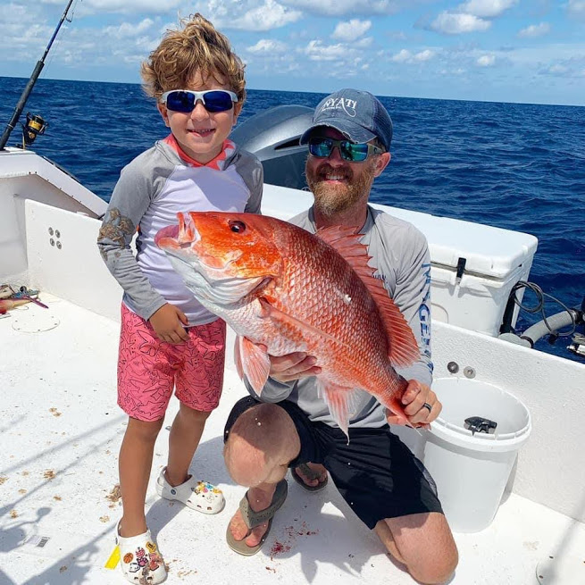 Catching Fish | Coastal Bend Mom Collective