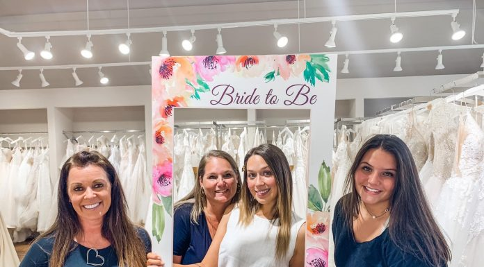 Yes to the Dress | Coastal Bend Mom Collective