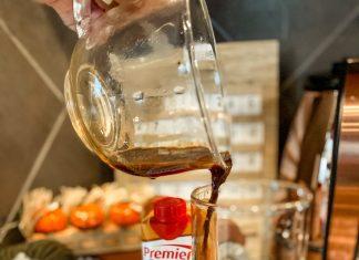 Pumpkin Caramel Coffee