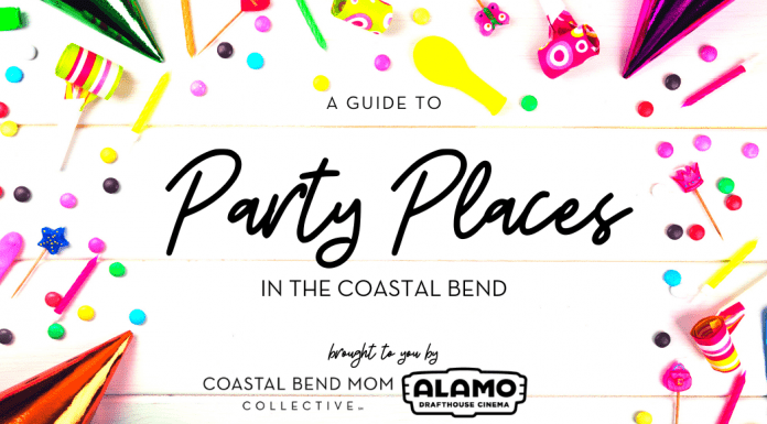 Coastal Bend Party Guide sponsored by Alamo Drafthouse - Corpus Christi