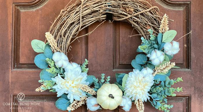 Fall Wreath DYI