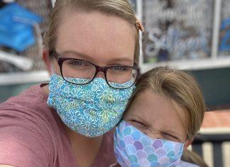Behind the Mask: Coastal Bend Moms