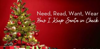 Need, Read, Want, Wear