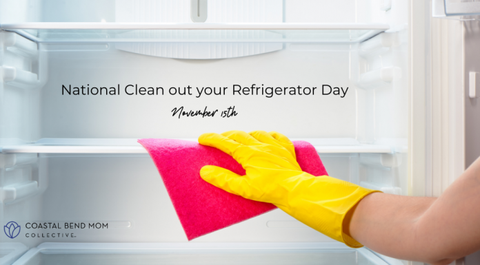 National Clean out your Refrigerator Day