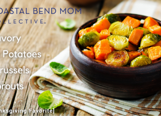 Savory Sweet Potatoes & Brussels Sprouts: A New Thanksgiving Favorite