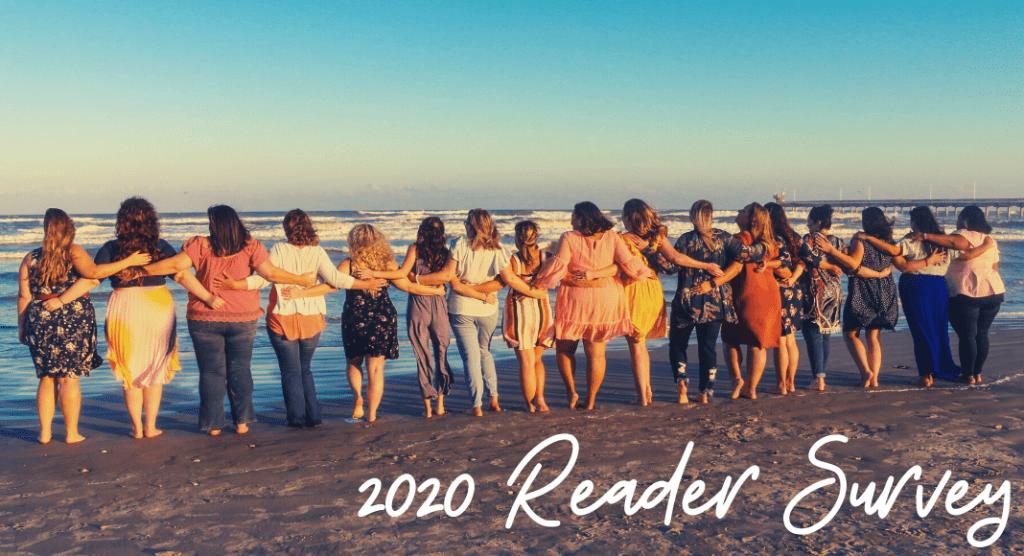 2020 Reader Survey