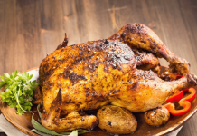 Air Fryer Rotisserie Chicken: coastal ben dmom collective