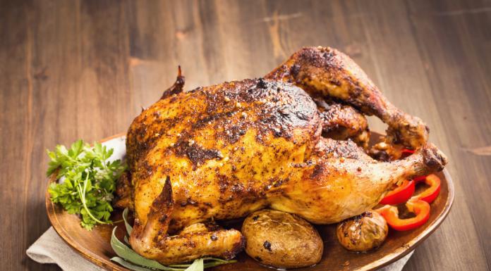 Air Fryer Rotisserie Chicken: coastal ben dmom collective