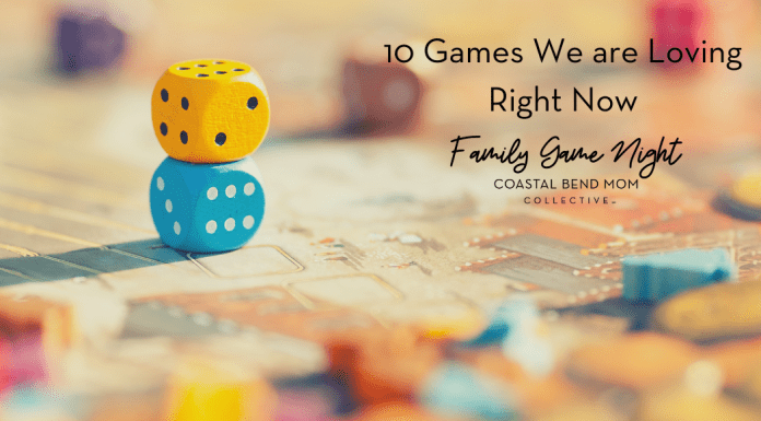 Coastal Bend Mom Collective: Game Night