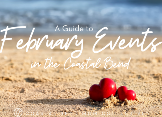 February Events in the Coastal Bend