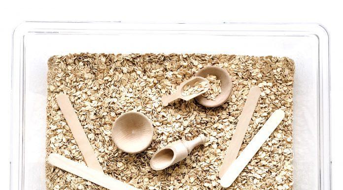 Sensory Bin Scoops and Bowls