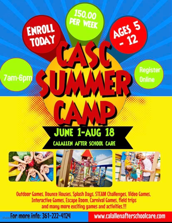 CalAllen Afterschool Summer Camp