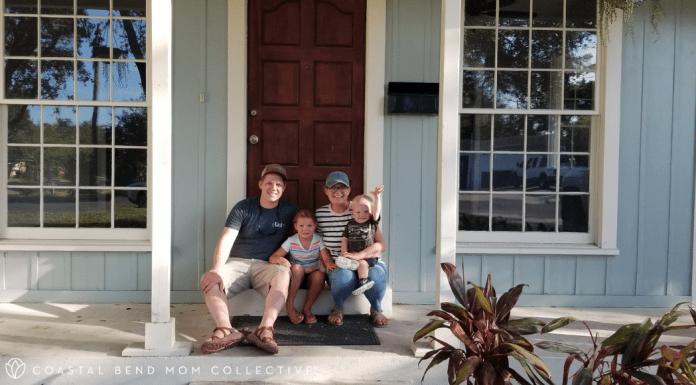 Coastal Bend Mom Collective: House Tour