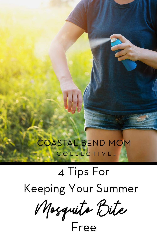 Coastal Bend Mom: Moquito Repellent